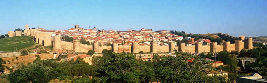 Ávila en 2021